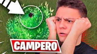 El MODO MÁS CAMPERO DE FORTNITE **ME ENFADO xd** - Ampeter