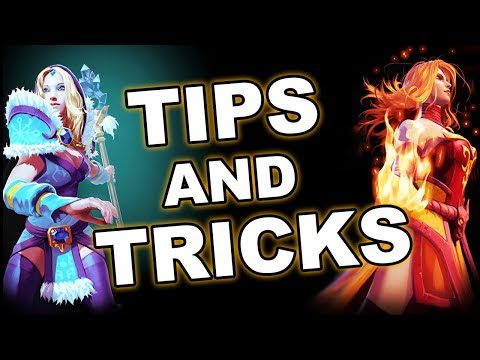 Dota 2 New Tips and Tricks!