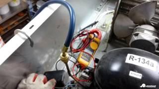Холодильник POLAIR ШХ-0,7. Диагностика компрессора Danfoss NL7.3MF.(, 2016-04-26T20:22:22.000Z)