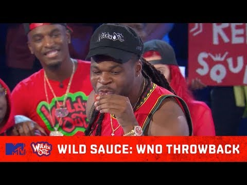 Emmanuel Hudson & Angel McCoughtry Spit Hot Fire 🌶 | Wild 'N Out | #WNOTHROWBACK