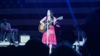 Kacey Musgraves Trailer Song - Willie Nelson Picnic 7/4/2017 Austin Texas