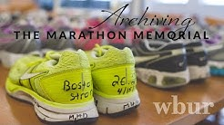 #BostonStrong: Archiving The Boston Marathon Bombing Memorial
