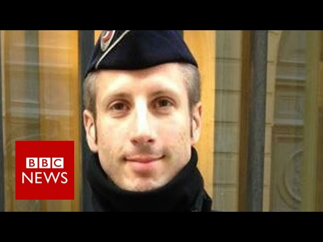 interview-with-officer-killed-in-paris-xavier-jugel-2016-bbc-news