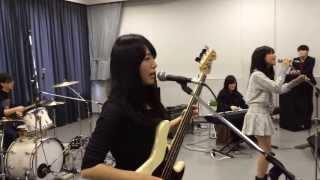 2013/12/22 クリコン 倉橋ヨエコセッション 1.ラブレター 2.卵とじ 3.ま...