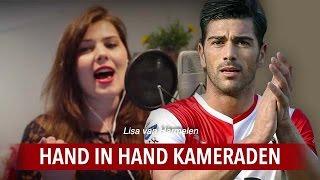 Hand in Hand Kameraden (COVER) Feyenoord!
