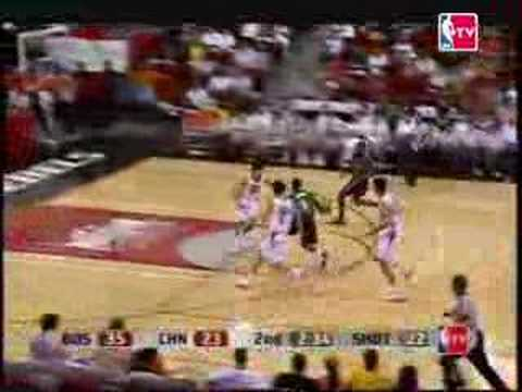 Leon Powe Highlights against Team China NBA Summer League