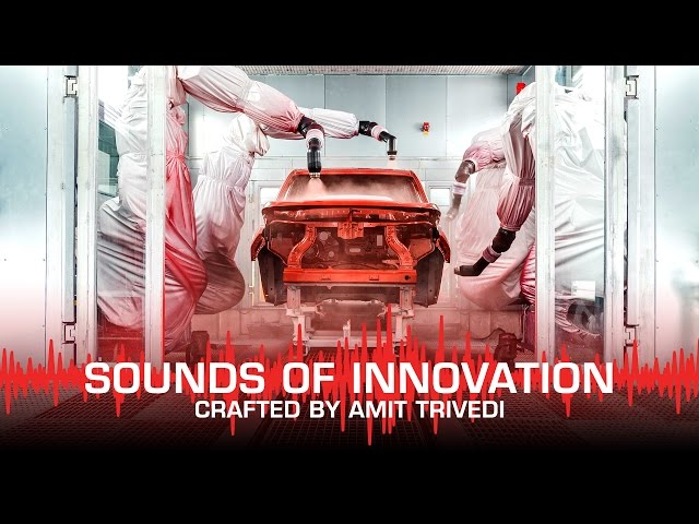 Sounds of Innovation | Crafted by Amit Trivedi ft. Nikhil D'Souza | #futurise