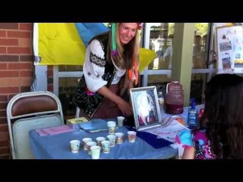 International Festival at St Alcuin Montessori School