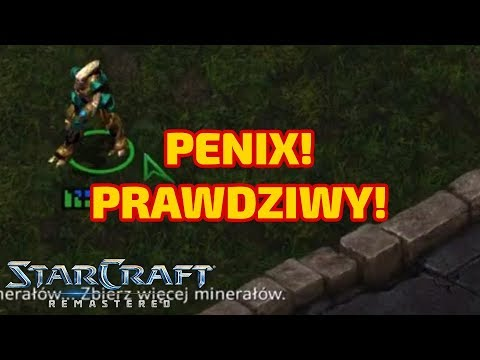 PENIX! PRAWDZIWY! - REMASTERED Kampanie - Protoss #10