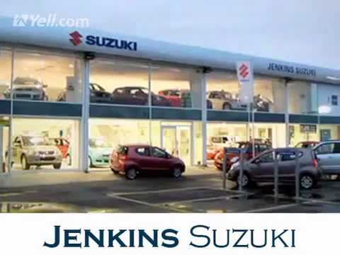 View Jenkins Suzuki Car Dealership Online. New and Used Suzuki Cars Cardiff - YouTube