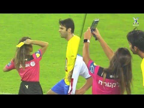 When Referees Trolls Football Stars