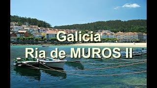 Ria de MUROS II - Galicia  [HD]
