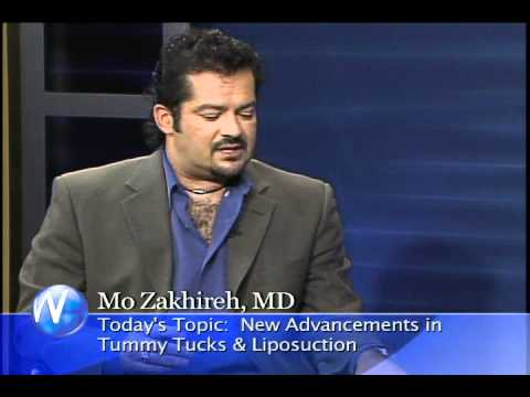 Dr. MoZakhireh plastic surgeon, Tummy Tucks and Liposuction Palm Springs with Randy Alvarez
