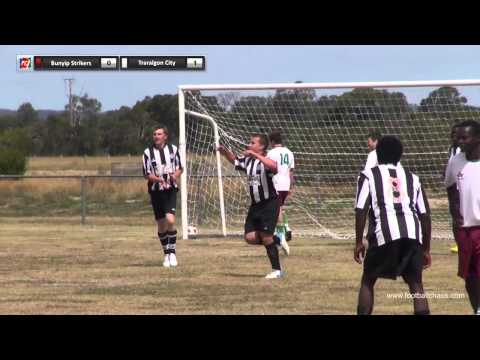 10/02/2013 - Bunyip Strikers v Traralgon City