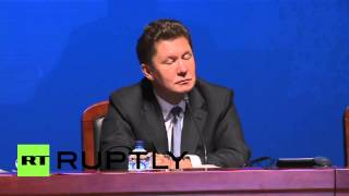 Russia: We could supply gas to China for 300 years - Gazprom