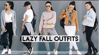 5 Awesomely Fall Outfit Ideas | GO-TO Outfits For School