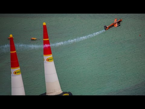 The Magic Of The Ghost Plane   Red Bull Air Race