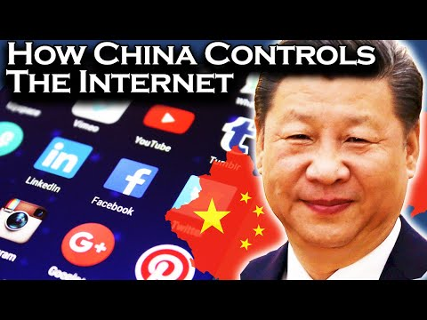 How China Controls The Internet
