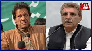 I Don't Believe In Imran Khan's Pakistan, Says AJK PM Raja Farooq