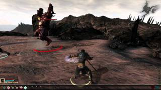 Dragon Age 2 gameplay walkthrough HD - Fire Mage goodness.- Part 1