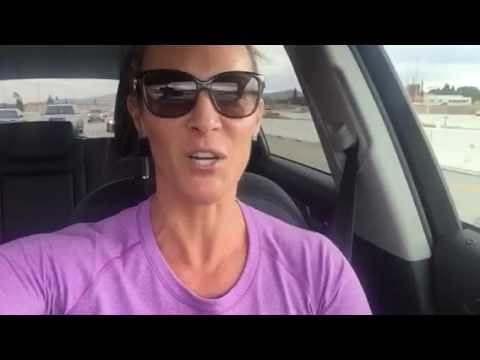 Anja Crotts Drive Vlog Seahawks At Saints #SEAvsNO