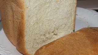 Готуємо хліб в хлібопічці Відео рецепт