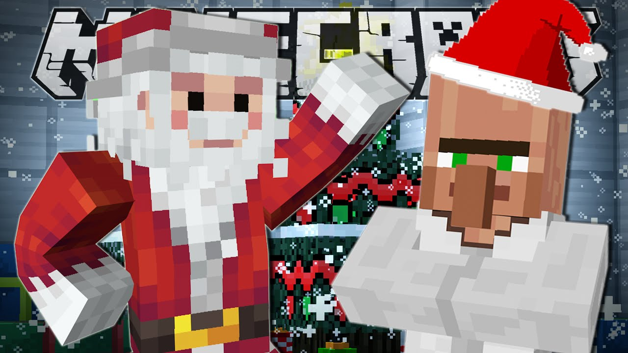 DR TRAYAURUS' CHRISTMAS COUNTDOWN | Minecraft [Day Six FINALE ...
