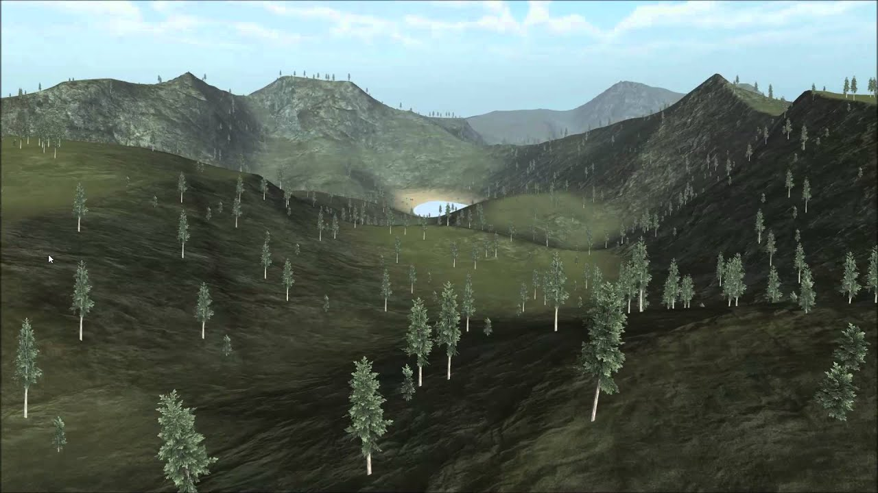 unity how to create terrain