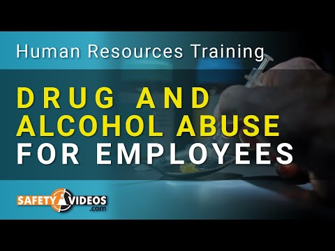 Dealing with Drug and Alcohol Abuse for Employees