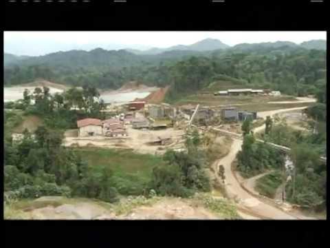 Petaquilla Gold -  Molejon Gold Mine