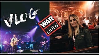 VLOG: DEAF HAVANA FOR WAR CHILD AND 02 MUSIC AT THE UNION CHAPEL AD