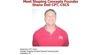 Shaping Concepts Personal Training Studio in Charleston, SC