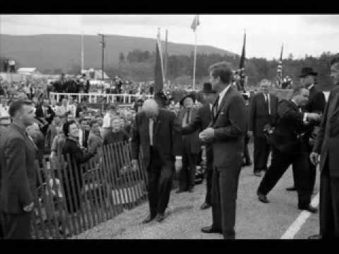 PRESIDENT KENNEDY IN BIG CEDAR, OKLAHOMA (OCTOBER 29, 1961)