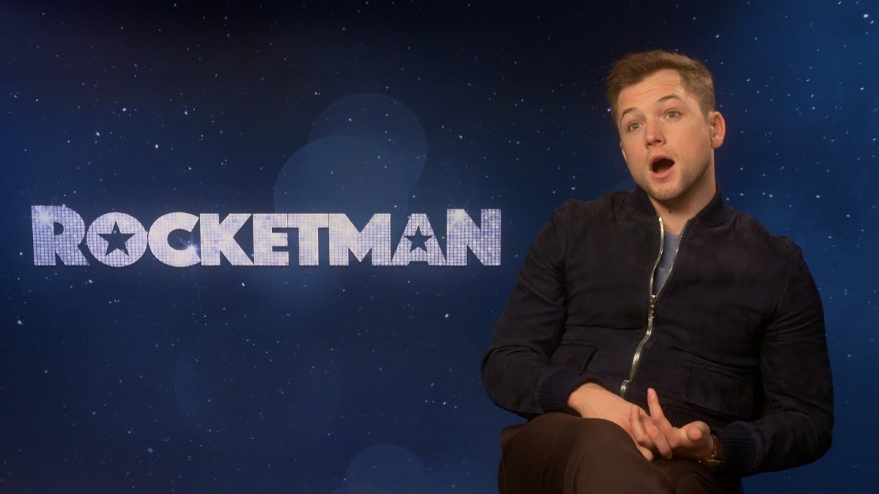 Download 'Rocketman' star Taron Egerton on what Elton John is really like and his favourite song to perform