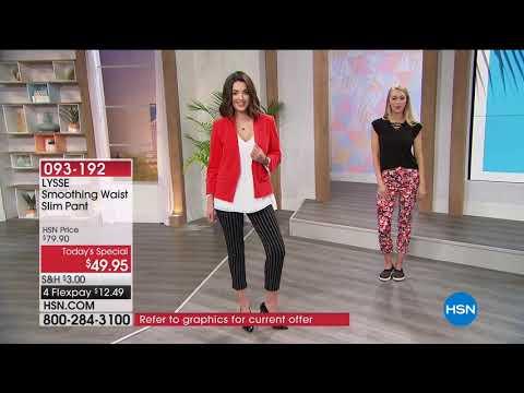 HSN | LYSSE Fashions 03.08.2018 - 06 AM