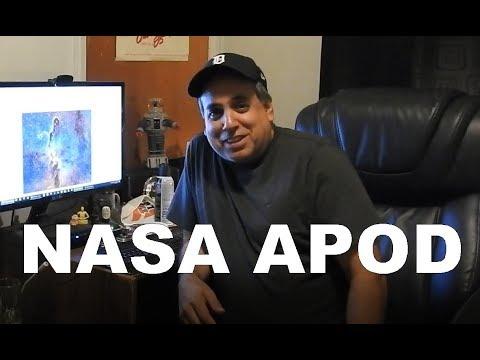 My Elephant's Trunk Nebula Selected As NASA APOD