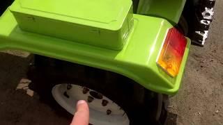 Трактор DW 120 проверка после сборки(, 2014-09-13T06:39:37.000Z)