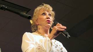 """Rhode Island is Famous for You"" sung by Maggie ""Charlene Darling"" Peterson Mancuso"