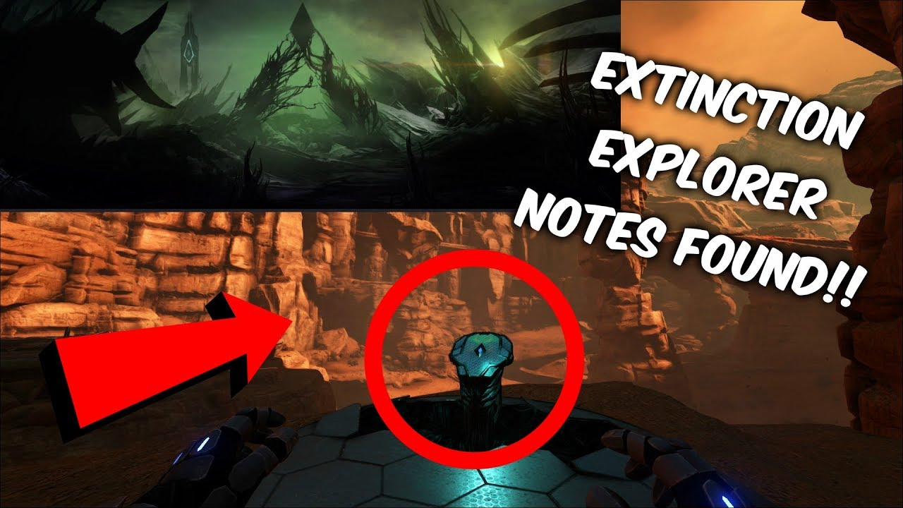 Extinction Chronicles - Official ARK: Survival Evolved Wiki