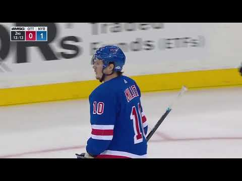 Ottawa Senators vs New York Rangers - November 19, 2017 | Game Highlights | NHL 2017/18