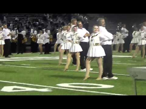 Conroe High School Golden Girls - Sept 12,...