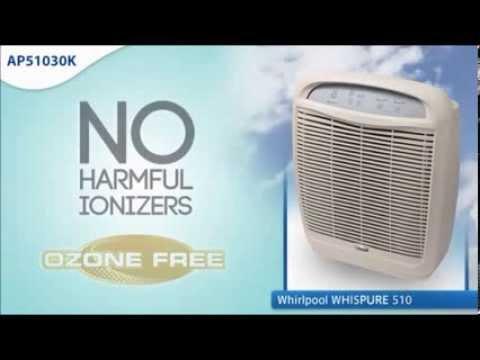 [Best Price] Whirlpool Whispure Air Purifier HEPA Air Cleaner AP51030K