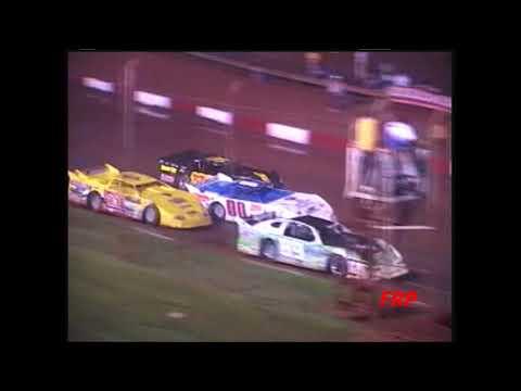 Dixie Speedway Woodstock Ga Dixie Shootout Feature Lucas Oil Dirt late Models 10 8 05