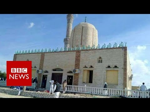Egypt mosque attack: At least 200 killed in Sinai – BBC News