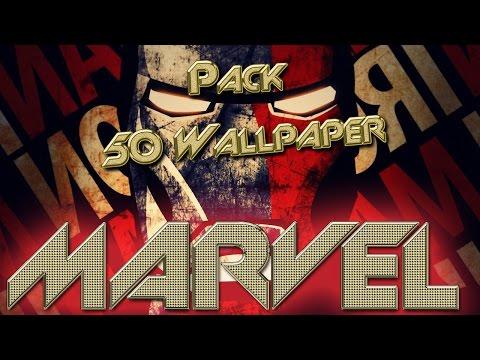 50 Wallpaper de Marvel Pack Fondos de Escritorio - 동영상