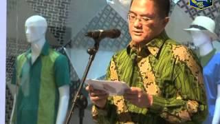 30 Okt 2013 Gub Bpk. Jokowi Menghadiri peresmian POP Rumah Batik Danar Hadi