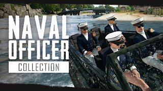 【PUBG】NAVAL OFFICER COLLECTION《海軍将校正装スキ…