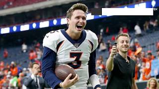 Drew Lock Appears to be Broncos' Quarterback of the Future