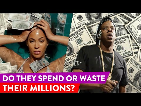 Things Wrong With Beyonce And Jay-Z Spending Habits |⭐ OSSA