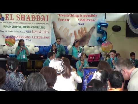 El Shaddai Dublin Chapter - 5th Anniversary Celebration - Y.E.S. Presentation - Sept. 10, 2016
